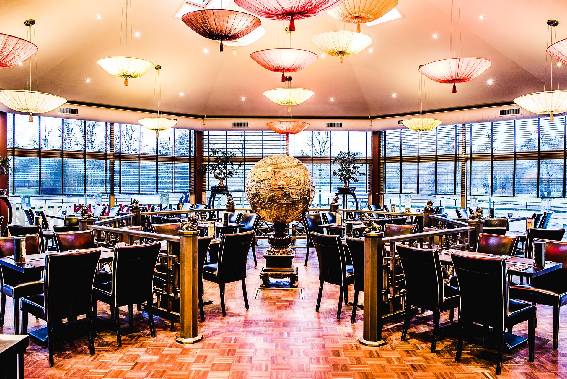 Buffetrestaurant Stadsparkpaviljoen